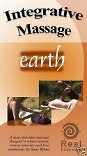 Integrative Swedish Massage Therapy Video On DVD Earth
