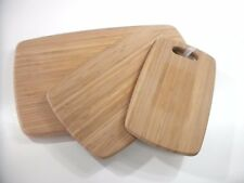 Martha Stewart Bambo Cutting Boards (3 sizes in group)      ID#4646