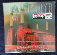 PINK FLOYD - ANIMALS FLY AGAIN FROM BATTERSEA TO EUROPE - 9LP BOX-SET N°95/300