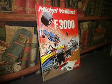 Michel Vaillant - F3000 - Jean Graton - BD - Automobile, Aventure