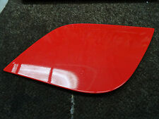 Ford focus zetec fuel filler cover race red 11-2017 petrol diesel cap ST250 TIT