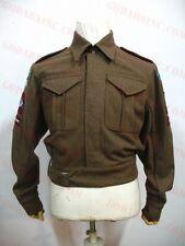 WW2 British Army 1937 Battle Dress Jacket XL