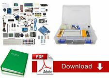 Rfid Starter Kit Arduino 1602 Lcd Motor Buzzer Sensor Leaning Relay Uno R3