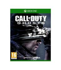 Pal version Microsoft Xbox One Call of Duty Ghosts