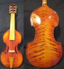 "SONG brand 6 strings ireble viola da gamba 16"" with Frets  #9467"