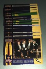 2013 Panini Beach Boys Trading Cards COMPLETE SET - Honors w/ Gold Surfer Stamp