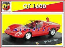 ABARTH COLLECTION : 1/43 - Fiat Abarth OT 1600 - 1966 - Die-cast