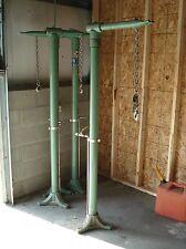 Lincoln 1709 pump hoist