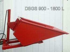 Gabelstaplerschaufel DSGS 1100 NEUNEUNEUNEU