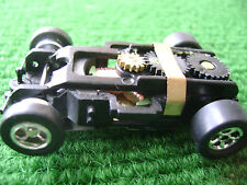 Sale * Auto World Xtraction Ultra G Ho Slot Car Chassis / Pin Run on Afx Aurora
