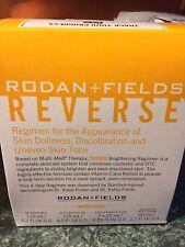 Rodan & Fields REVERSE Regimen BNIB NEVER OPENED