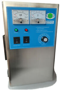 Promotion! Updated Multipurpose OZONE Generator ELC-3G 3G/h for Water/Air/Oil