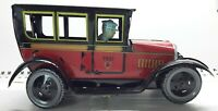 Vintage giocattolo in latta Car by HP auto taxi
