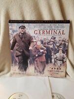 Germinal - Deluxe Widescreen - Laserdisc LD - Gerard Depardieu