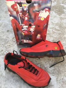 Chaussures Baskets Ferrari Fila F2003 Taille 44