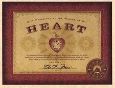Wizard Of Oz > The Emerald City Certification Of Heart > Tin Man > Prop/Replica
