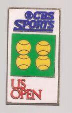CBS Sports US Open Pin Tennis Media Press
