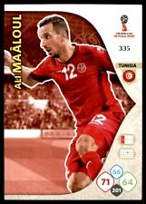 Panini World Cup 2018 Adrenalyn XL - Ali Maaloul Tunisia No. 335