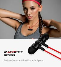 Auricolari Bluetooth Magnetici Cuffie Sportive Wireless Stereo per iPhoneAndroid