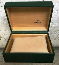 Rolex watch box case 64.00.02 - etui uhr-Box boîte caja ecrin - Perfect / MINT!!