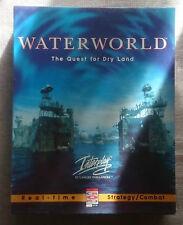 Waterworld Pc Big Box - SEALED - ULTRA RARE