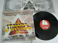 "Stryper In God We Trust Spain Edition 1988 - LP Vinilo 12"" VG/VG"