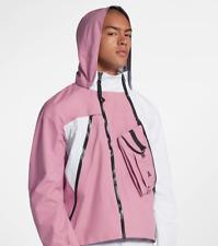 ae5109ceed50 Mens Nike NikeLab ACG Gore-tex Deploy Jacket 923952-678 White pink Size
