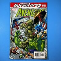 Marvel Adventures Avengers #2 Marvel Comics 2006 All Ages Comic Book