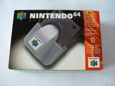 Genuine Nintendo 64 RUMBLE PAK  -  with Original Box & Manual