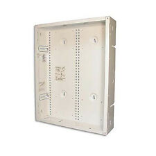 """Channel Plus Open House H318 18 Inch Structured Wiring Enclosure Box 14"""" x 18"""""""