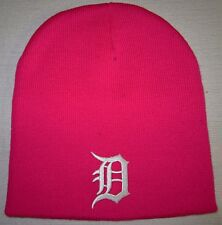 Detroit Tigers Beanie ~SKULL CAP ~HAT ~CLASSIC MLB PATCH/LOGO ~8 Colors ~NEW