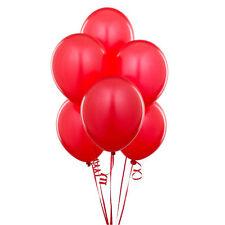 Wholesale 20/50/100Pcs Latex Plain Baloons Helium Wedding Party Decor Balloons
