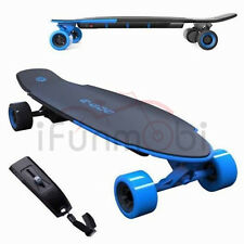 Carbon Fiber Intelligent 36V 500W Electric Skateboard Support App And Blutooth
