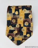 """Robert Talbott Studio Mark Shale Men's Hand Sewn 100% Silk Tie 58"""" Necktie"""