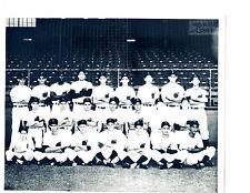 1956 Charlotte Hornets 8X10 Photo North Carolina Usa Baseball