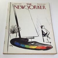 The New Yorker: October 17 1959 Full Magazine/Theme Cover Arthur Getz