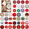 Christmas Tree Skirt Base Floor Mat Cover Xmas Party Home Decoration Ornament