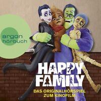 HAPPY FAMILY - ORIGINAL HÖRSPIEL Z.KINOFILM   CD NEW