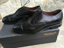 Allen Edmonds Men's Park Avenue Oxford Dress Shoe Black (orig $425) Sz 10 NIB
