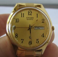 Citizen 1100 Day and Date Watch with Expandable Bracelet