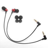 1Paar In-Ear Ohrhörer Stereo-Kabel Kopfhörer für Oculus Quest VR-Headset Zubehör