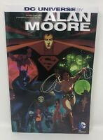 DC UNIVERSE BY ALAN MOORE  DC TPB Graphic Novel