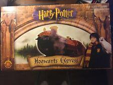 Harry Potter & The Sorcerer's Stone Hogwarts Express BACHMAN Train Set New