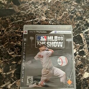 MLB '09: The Show  (Playstation 3, 2009)  NEW SEALED PS3