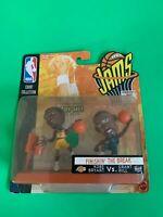 Mattel NBA Jams Kobe Bryant #8/Lakers Grant Hill #33/Pistons*NEW* READ!!