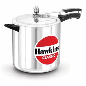New Hawkins Classic Pressure Cooker Steamer 12 Liter With Hawkins Cooker Parts