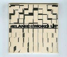 1 TRACK PROMO CD SINGLE (BRAND NEW) MELANIE G WORD UP