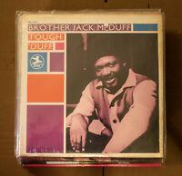 Brother Jack McDuff LP Tough Duff in shrink VG+ lp NM cover soul jazz breaks