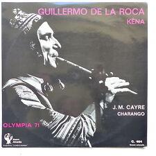 GUILLERMO DE LA ROCA Kena J.M. CAYRE CHARANGO Olympia 71 C464