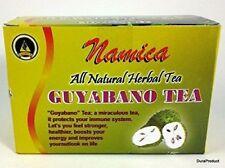 NAMICA GUYABANO/SOURSOP ALL NATURAL HERBAL TEA